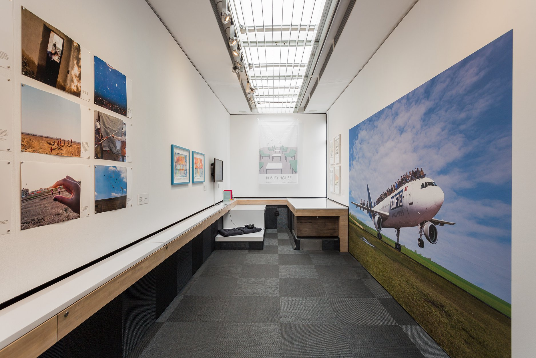 Displaced exhibition 1