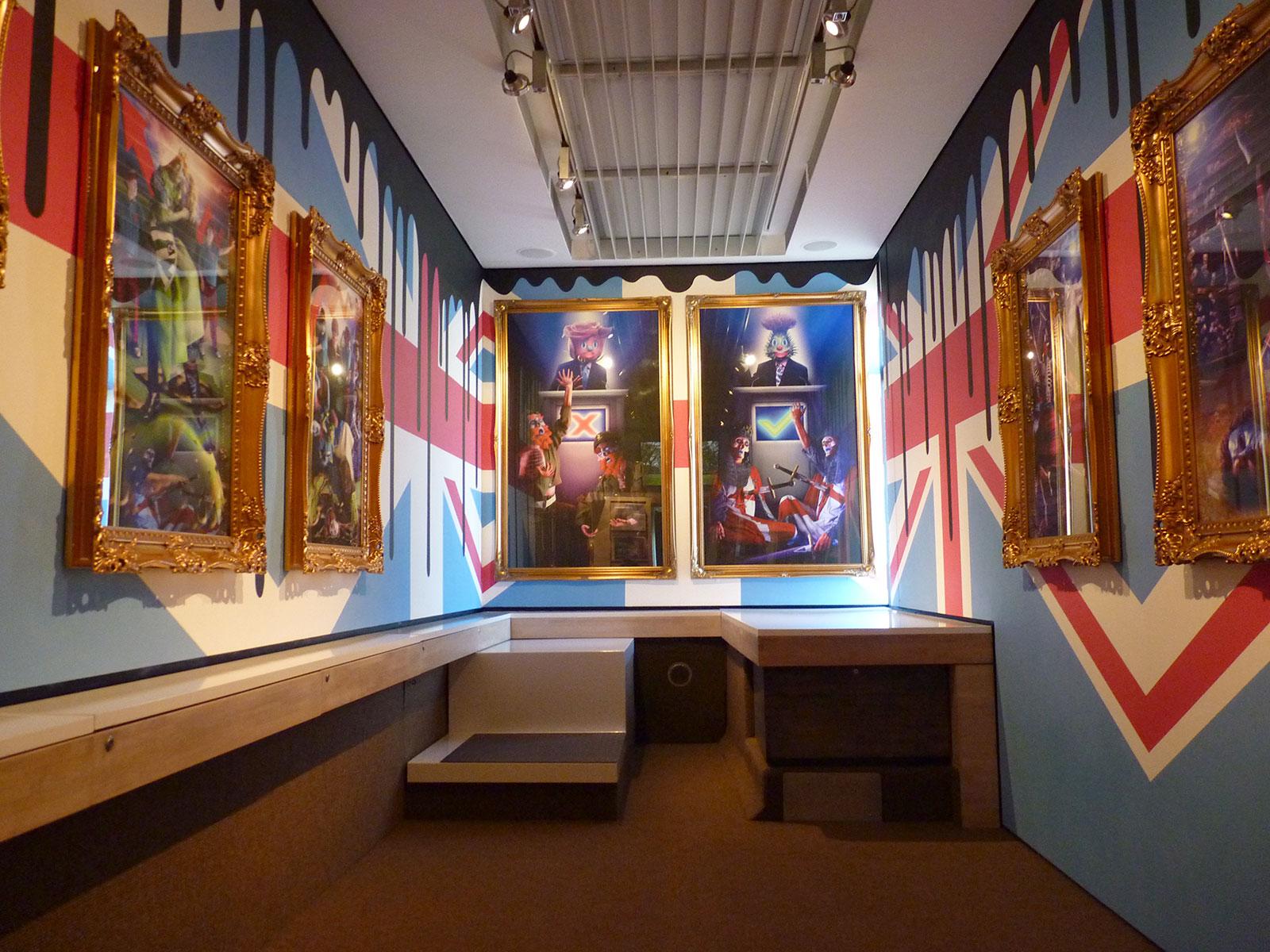 I Heart Scotland exhibition 1