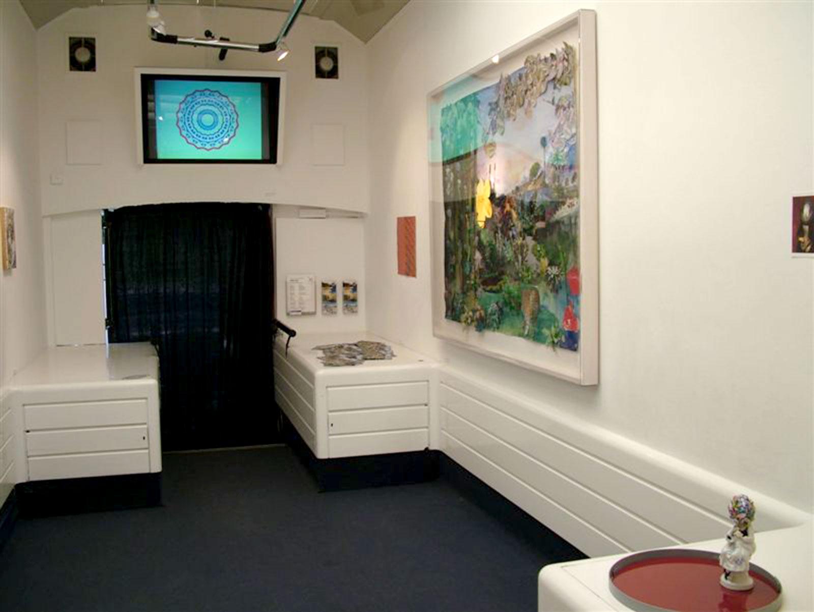 Jaggy Edge exhibition