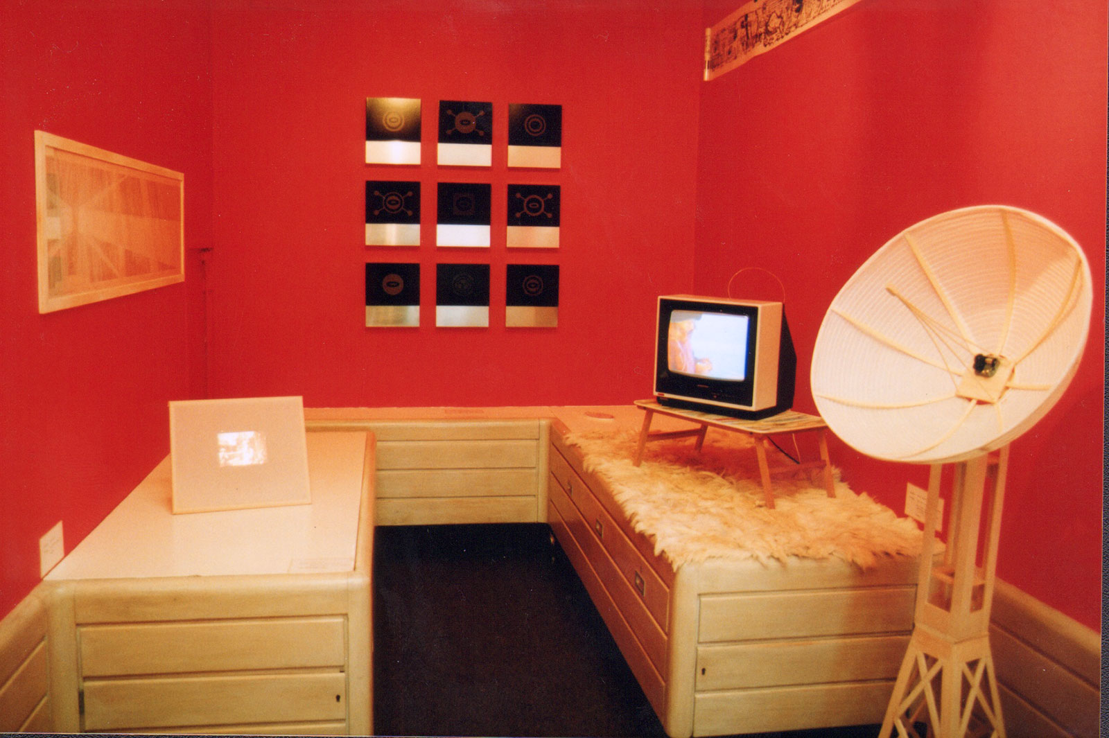 Message Sent exhibition 1