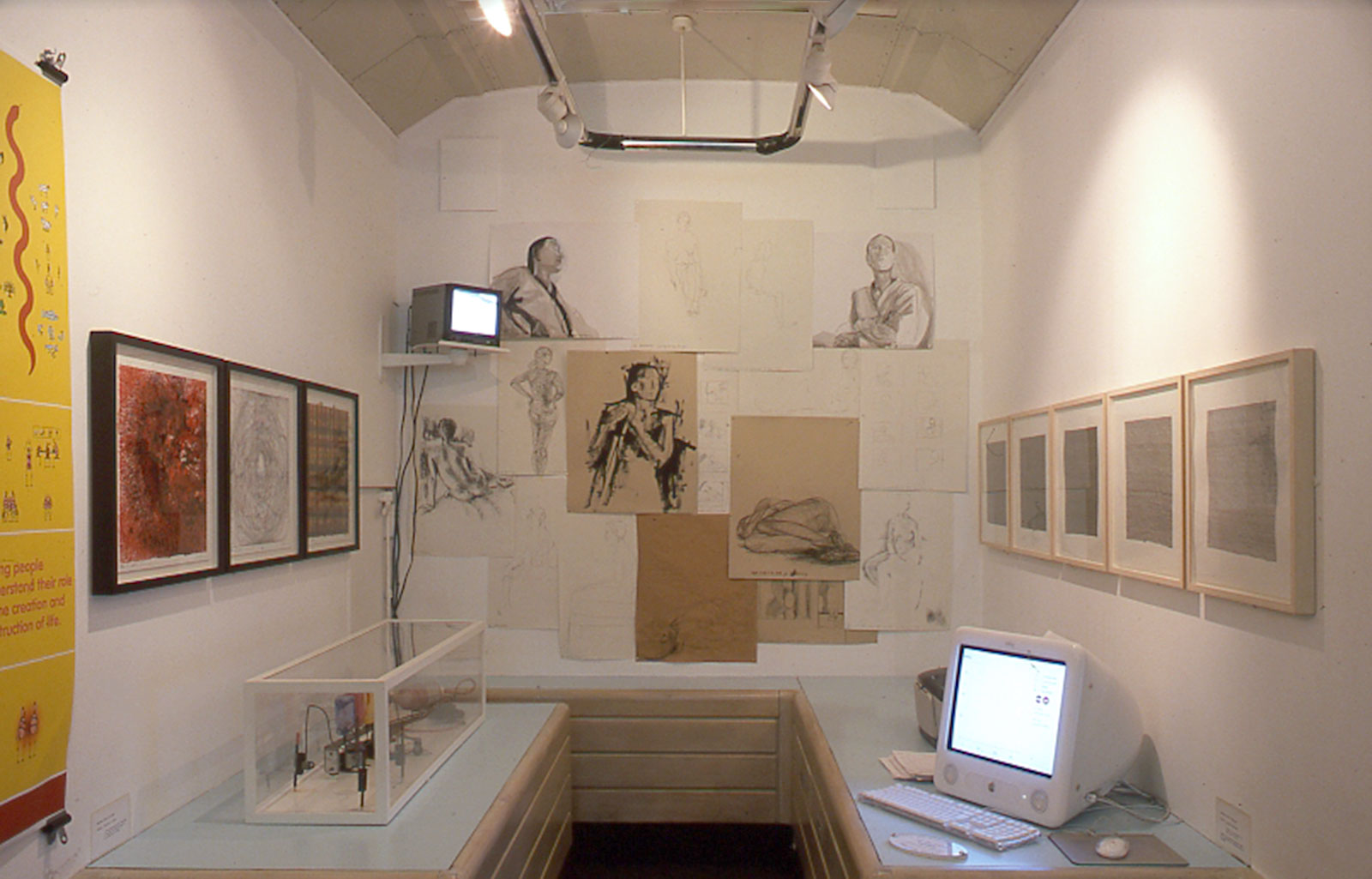 The Drawing Room exhibition 1